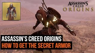 Assassin's Creed Origins: How To Get The Armor of Isu