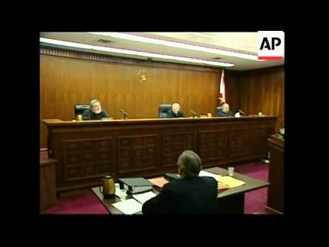 Appeals court hears arguments on Anna Nicole Smith's burial place