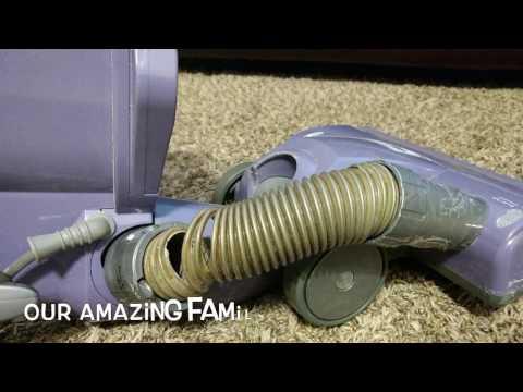How to fix Shark Navigator Lift-Away Floor Nozzle Hose