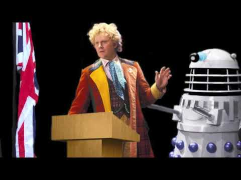 The Sixth Doctor on Hate: