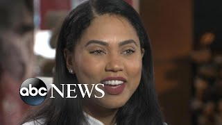 Why Ayesha Curry will never call herself an