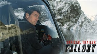 Mission Impossible Fallout 2018 Official Trailer Paramount Pictures