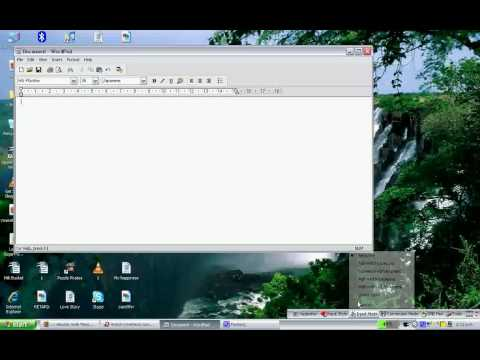 How to input different languages on Windows XP