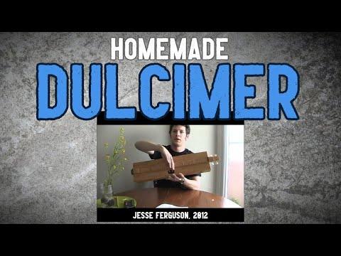 Homemade Appalachian/Mountain Dulcimer