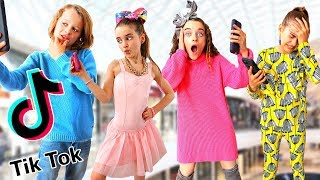 WHICH KID MAKES THE BEST TIKTOK *Mystery Celebrity Judges* Challenge  w/The Norris Nuts