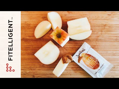 [Fitelligent] How to Keep Apple Slices from Turning Brown