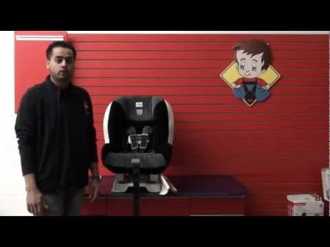 Brtiax Advocate - How to Clean Car Seat (Part 1)