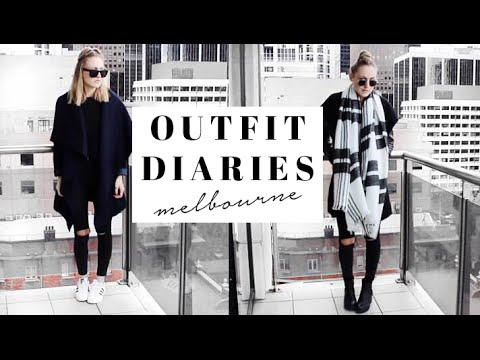 Outfit Diaries Melbourne (Winter 2015)   Lizzy