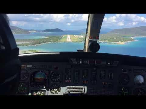 Citatin 2 Landing Tortola BVI
