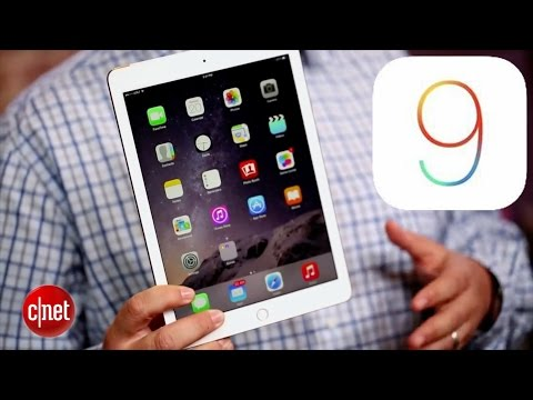 How iOS 9 could save the iPad