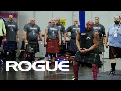 2018 Arnold Strongman Classic | Highland Games Highlights / 8K