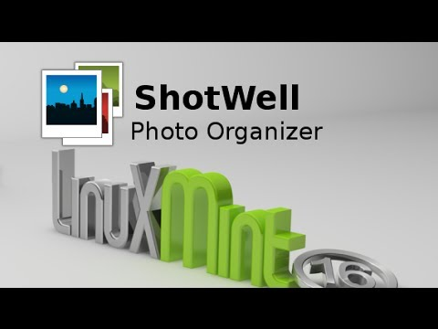 Shotwell Photo Organizer For Linux Mint ( Ubuntu)