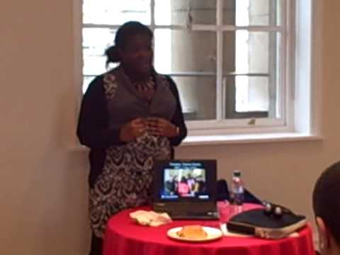 Dr Maggie Aderin-Pocock discusses getting young people interested in learning