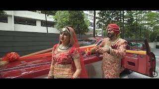 Chaska Duet   Punjabi Wedding Lip Dub   #hjweds2017
