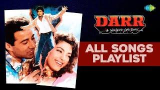 Darr (1994)   Shahrukh Khan , Juhi Chawla , Sunny Deol   Audio Jukebox