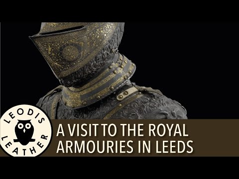 A Visit to the Royal Armouries in Leeds 4K
