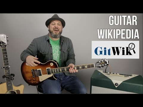 Wikipedia For Guitars Called
