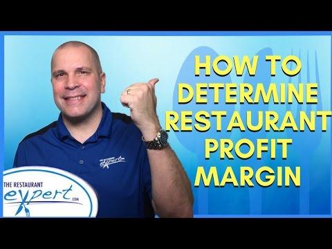 Restaurant Management Tip - How to Determine Restaurant Profit Margin #restaurantsystems