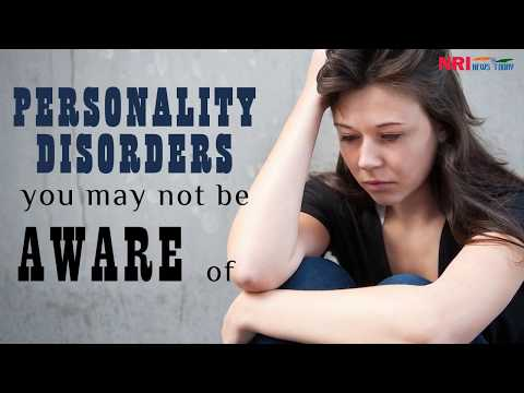 Personality Disorder Types: Borderline,Histrionic, Schizoid, Paranoid