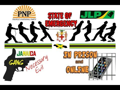 Jamaica |Crime Is A Commodity|
