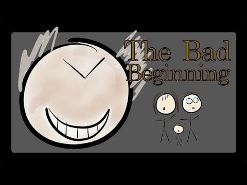 The Bad Beginning | A Series of Unfortunate Events Book 1 (Book Summary) - Minute Book Report