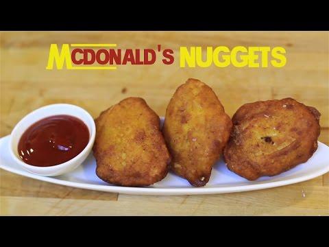 McDonald's Chicken McNugget Clone Recipe