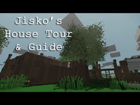 Unturned - Jiskos House Guide