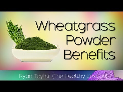 Wheatgrass Powder: Benefits and Uses