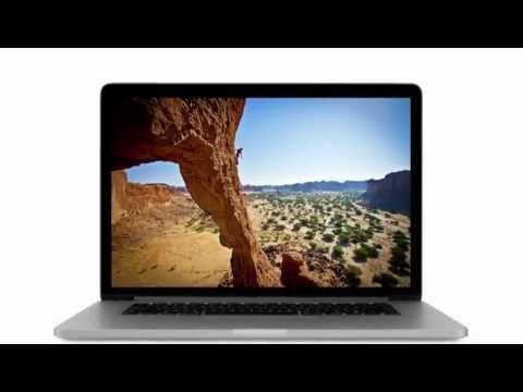 Next-generation MacBook Pro with Retina display, USB 3.0