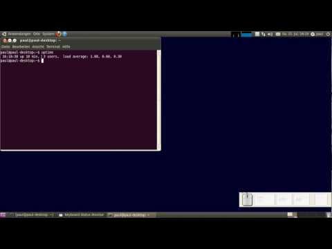 Linux - uptime
