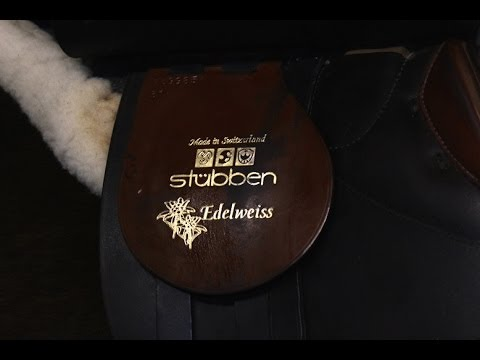Stubben Edelweiss English Saddle For Sale Very Nice!
