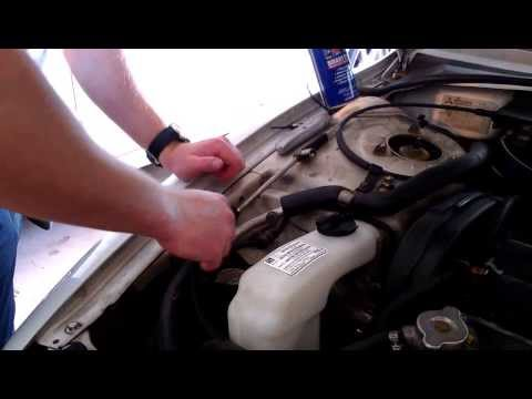 How To Replace a Coolant Tank (Reservoir)