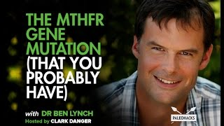 The MTHFR Gene Mutation (That You Probably Have)   Dr. Ben Lynch
