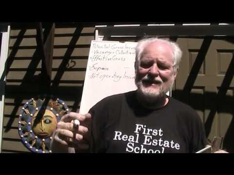 Hendersonville's Real Estate Instructor Explains Capitalization Process