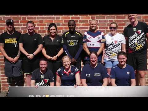 Invictus rowers vs the Go Row Indoor Power8 Sprints Gym Challenge