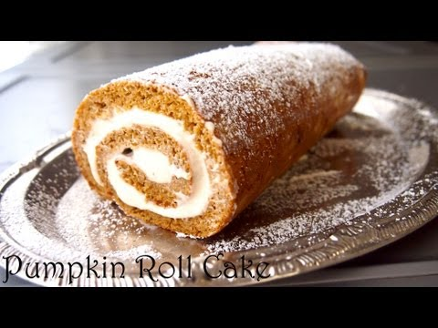 How to Make a Perfect Pumpkin Roll Cake + Tips/Tricks - Recipe