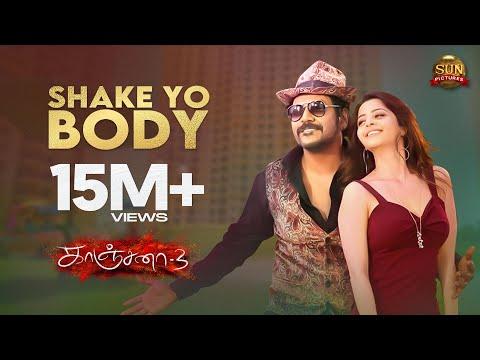 Xxx Mp4 Shake Yo Body Video Song Kanchana 3 Raghava Lawrence Vedika Sun Pictures 3gp Sex