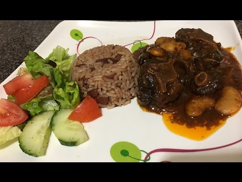 THE BEST OXTAIL ❗️❗️ | JAMAICAN OXTAIL ❗️❗️
