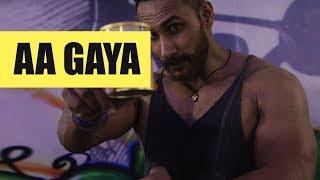 Aa gaya Mazaa | Day 22 of 90 days transformation