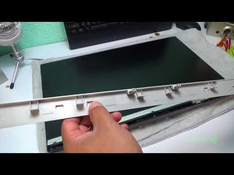 Desarmar monitor HP Pavilion 22xi / 23xi