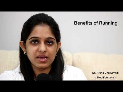Running - Health Benefits for Men and Women