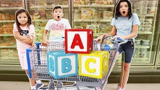 Download I will BUY Anything in ABC order! Video