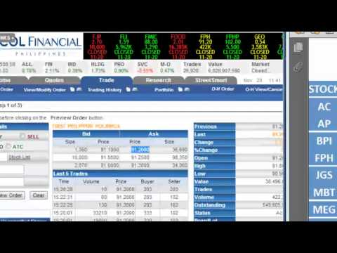 (How to Invest) Philippine Stock Market Using the Stocks Update (Truly Rich Club)