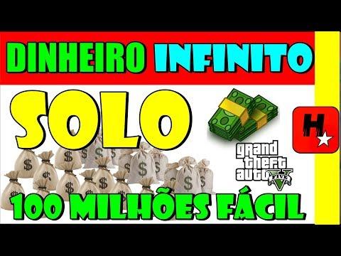 GTA 5 SOLO Money Glitch PS4/XB1/PC💲Glitch DINHEIRO INFINITO Solo💲GTA 5 EASIEST Solo Money Glitch