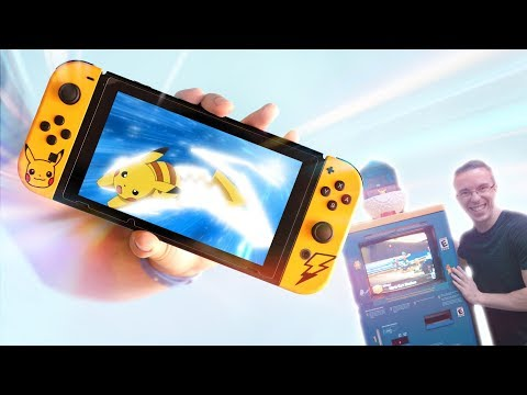 Nintendo Switch Pokemon Setup!