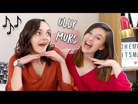 GET READY WITH US | Meeting Olly Murs ♡