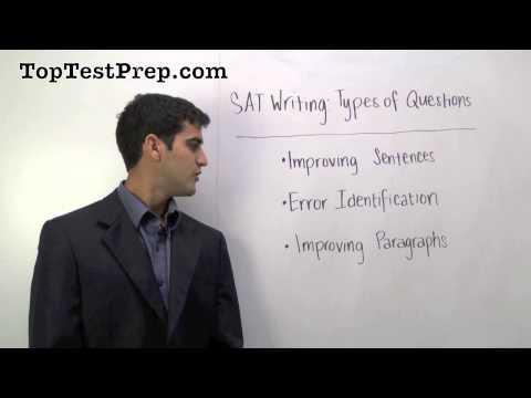 How to Improve your SAT writing | TopTestPrep.com