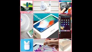 Win APPLE ALL Products of IPHONE X.IPAD.MAC BOOK PRO AND MORE GIVEAWAY