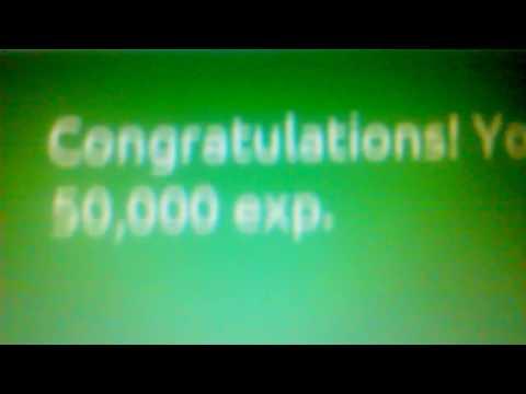 50000 exp in 1 battle [Pokemon delugerpg]