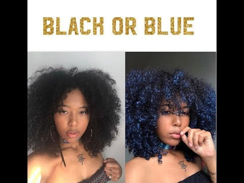 How I Colored My Curly Hair! | FROtorials